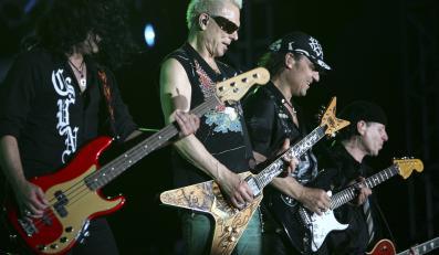 Scorpionsi zagrają na pożegnanie