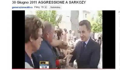 Sarkozy w opałach