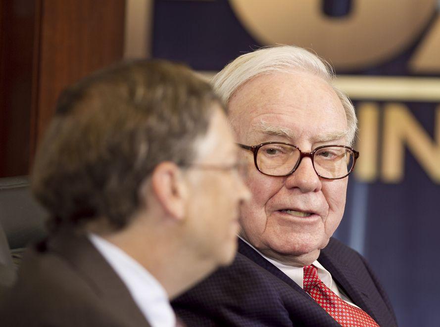 Buffett przekazał półtora miliarda dolarów na cele charytatywne