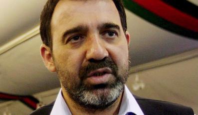 Ahmad Wali Karzaj, brat prezydenta Afganistanu Hamida Karzaja