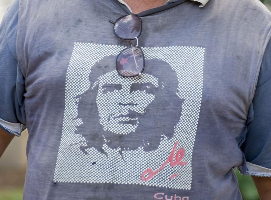 Kara za koszulkę z Che Guevarą? \