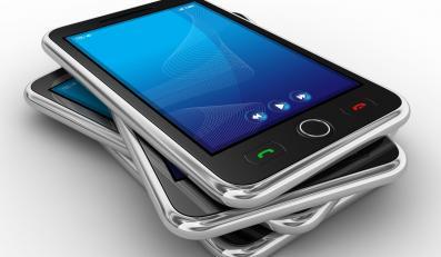 Smartfon;zdjęcie ilustracyjne