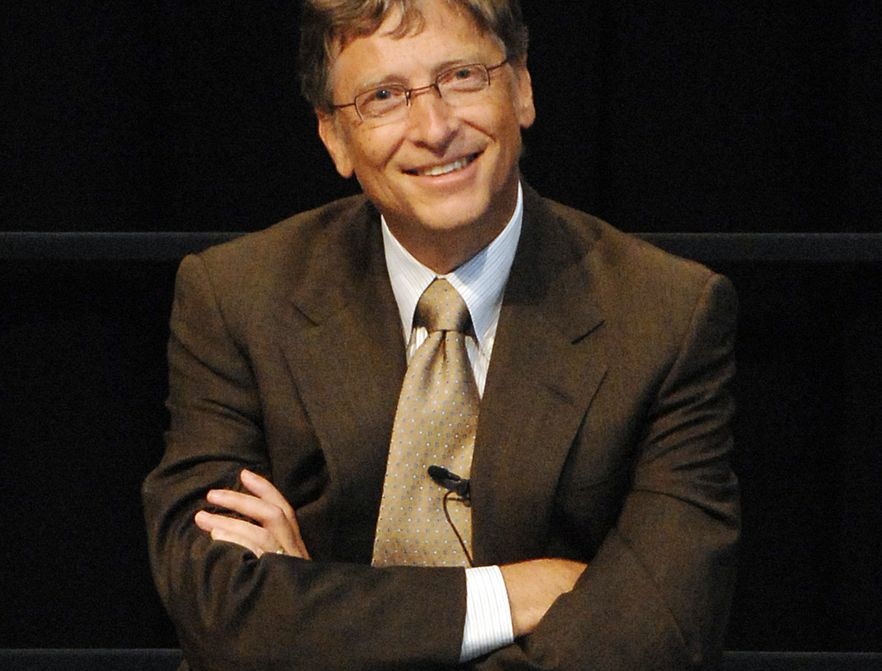 Gates chce rozwiązać problem braku toalet w krajach Trzeciego Świata
