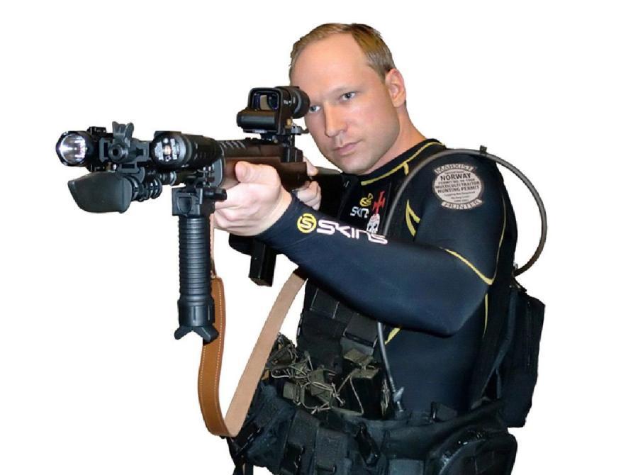 Breivik przyznaje się do zakupu chemikaliów w polskim sklepie