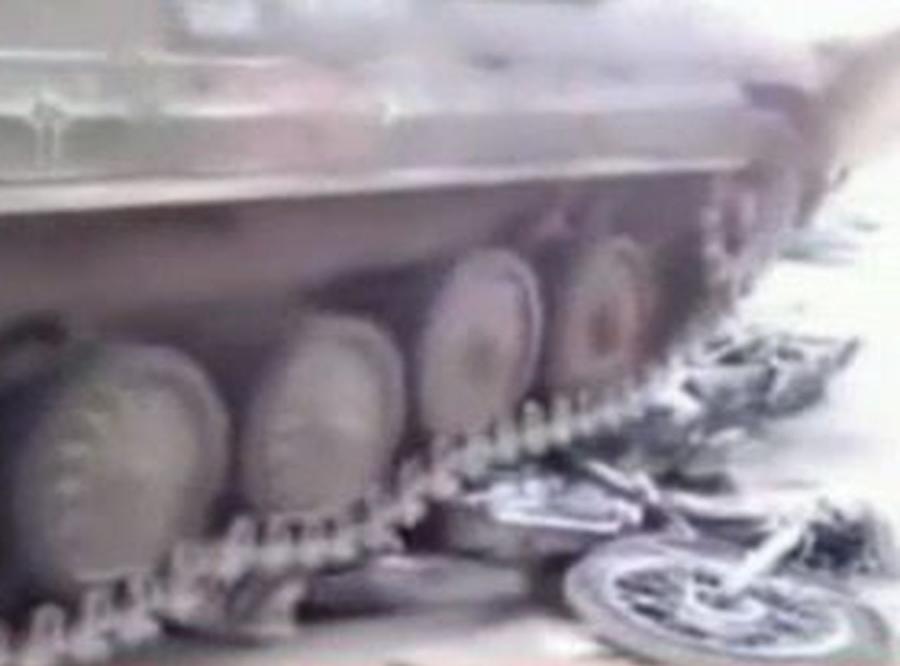 Czołgi w Syrii