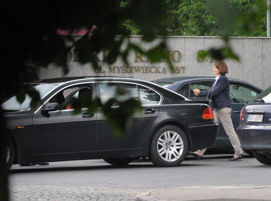 Julia Pitera, minister ds. korupcji