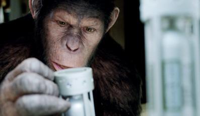 """""""Geneza Planety Małp"""" trafiła na DVD"""