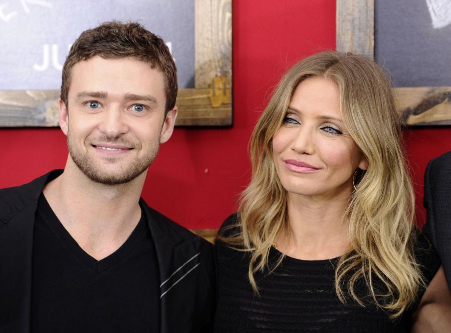 Cameron Diaz i Justin Timberlake grają w komedii \