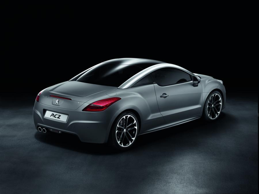 Peugeot RCZ Asphalt - nowość nad Wisłą