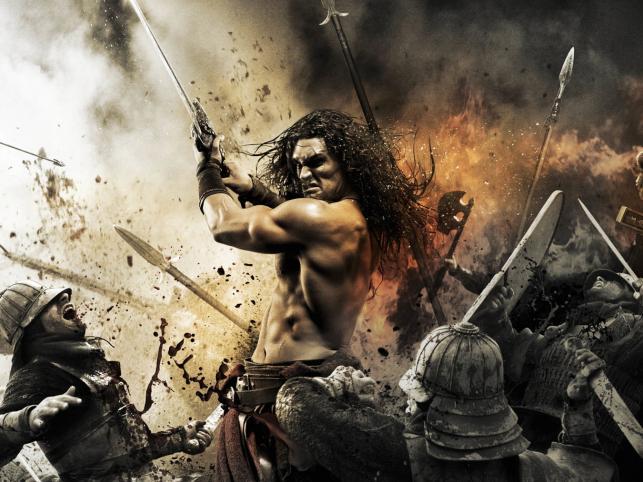 Conan Barbarzyńca 3D