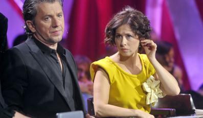 Janusz Józefowicz i Jolanta Fraszyńska