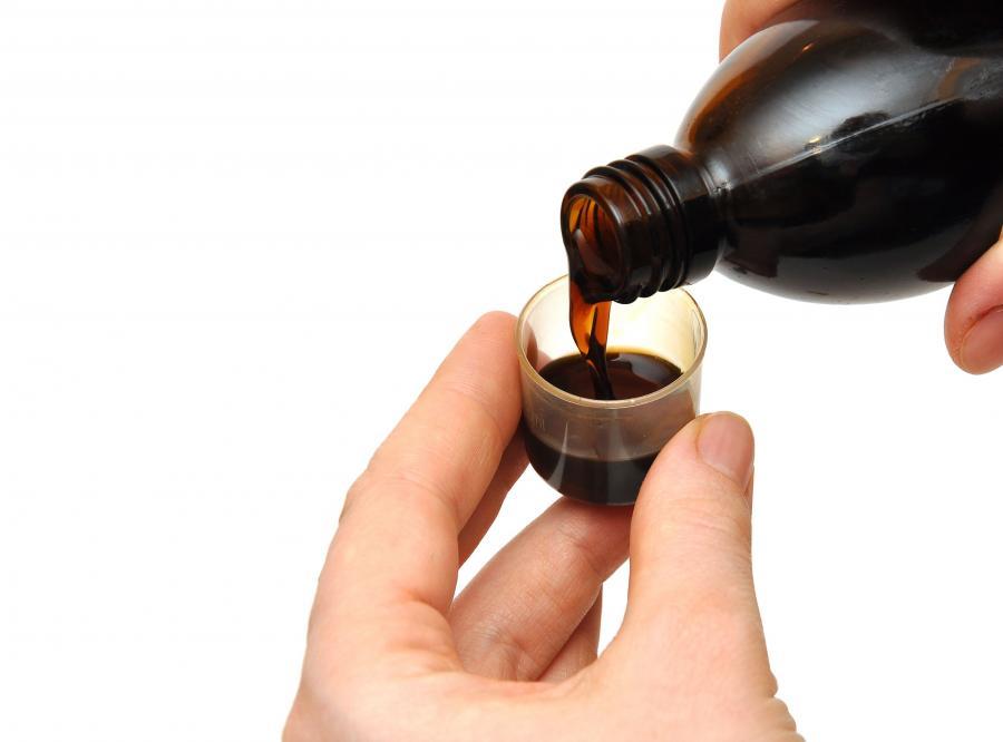7. Uważaj na słodkie lekarstwa.