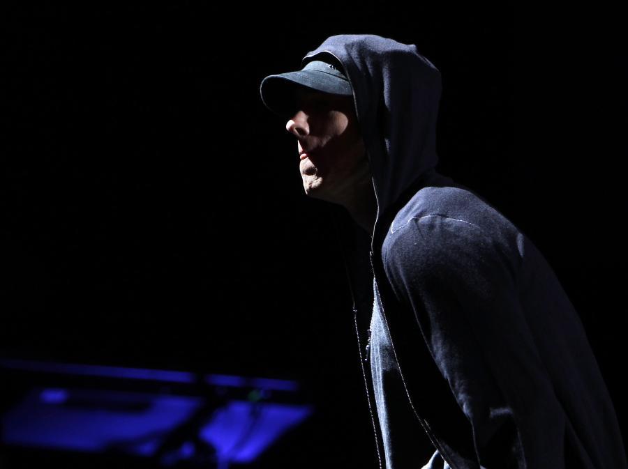 Eminem jednak będzie boksować