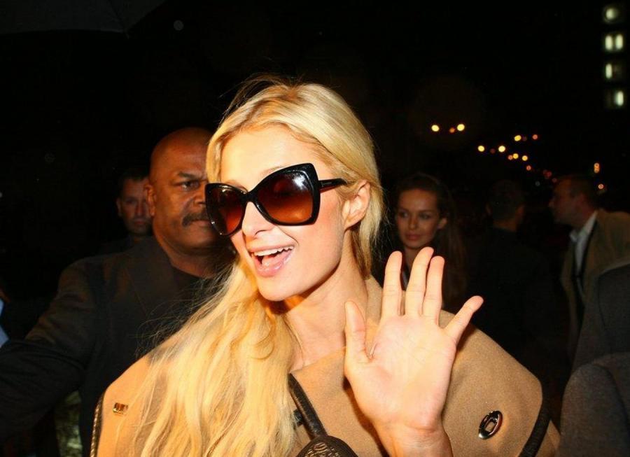 Paris Hilton przyjechała do Polski