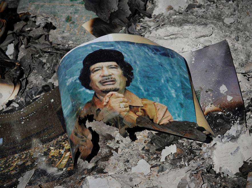 Muammar Kadafi nie żyje. Będzie pochowany na pustyni