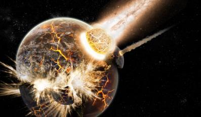 Potężna asteroida może uderzyć w Ziemię