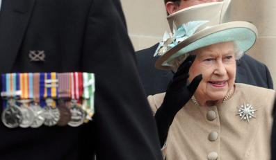 Królowa Elżbieta II z wizytą w Australii