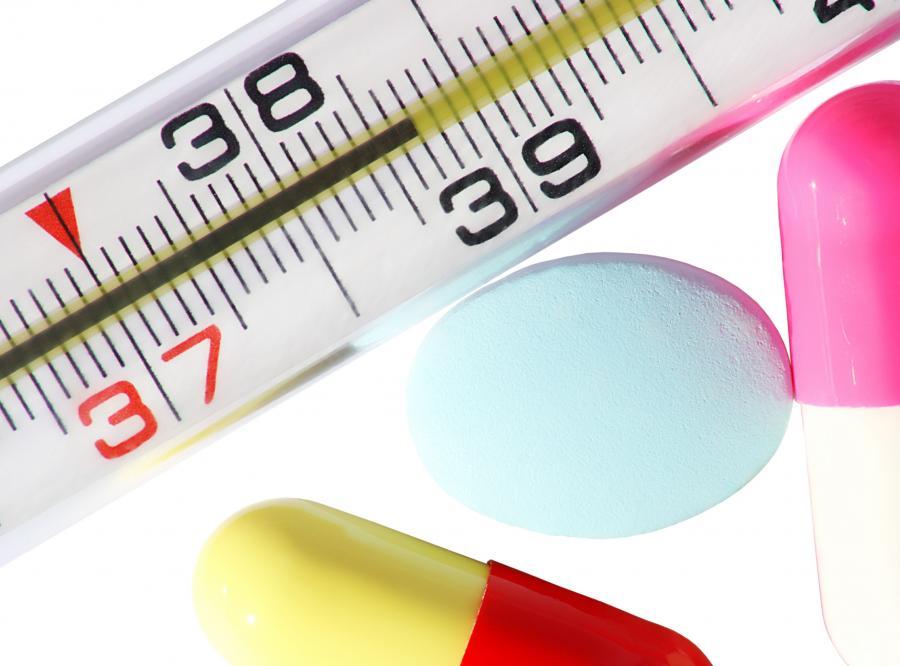 Podczas przeziębienia warto stosować leki OTC
