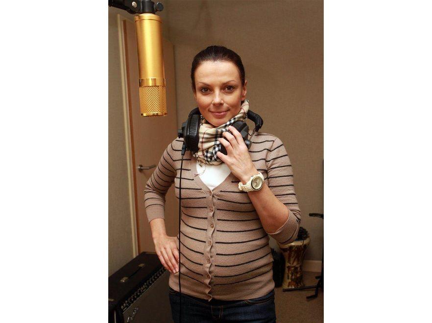 Katarzyna Glinka w ciąży
