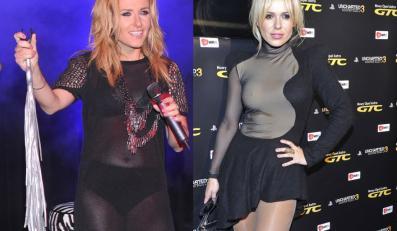 Na imprezie magazynu Maxim Doda i Patrycja Markowska pojawiły się w wyzywających kreacjach.