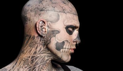 Męska Decyzja Robię Tatuaż Zdjęcie 5 Galeria Zdjęć