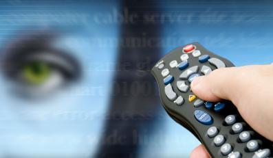TV telewizja pilot