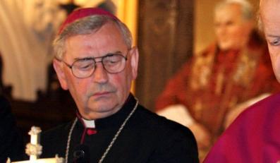 Biskup Pieronek skomentował expose