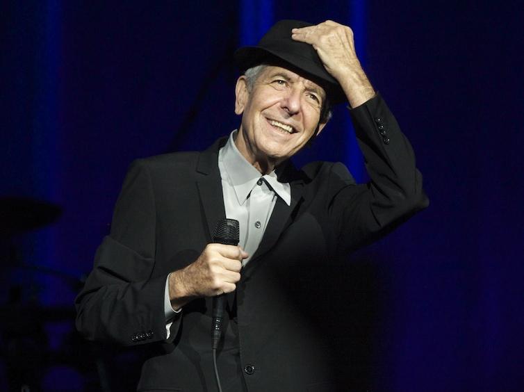 Leonard Cohen: Nie lamentuj od niechcenia!
