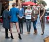 """13 odcinek """"Top Model 2. Zostań modelką"""" - uczestniczki w Paryżu a Anją Rubik i Michałem Pirógiem."""