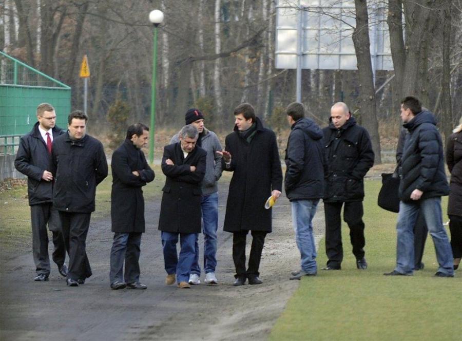Grecy tuż po losowaniu zrobili rozpoznanie w Polsce