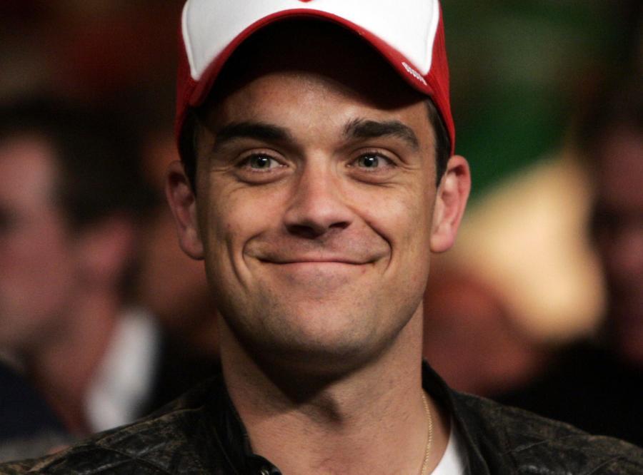 Robbie Williams: Chcę wyglądać jak rasowa gwiazda popu