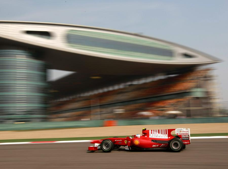 Robert Kubica bedzie testował bolid Ferrari