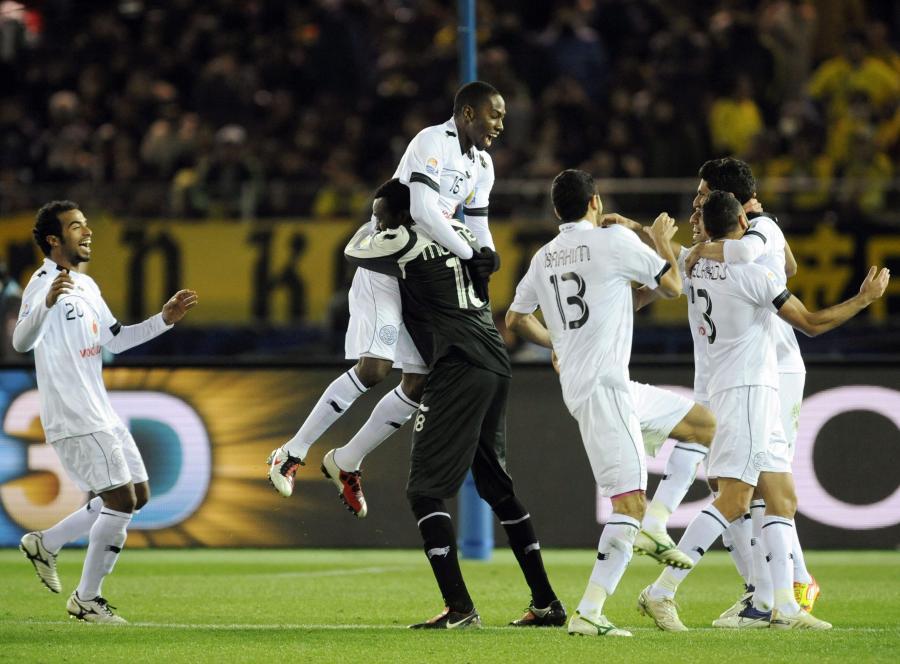 Piłkarze Al-Sadd zajęli trzecie miejsce w KMŚ