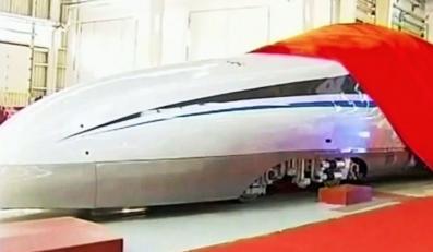 Najnowszy model superszybkich pociągów