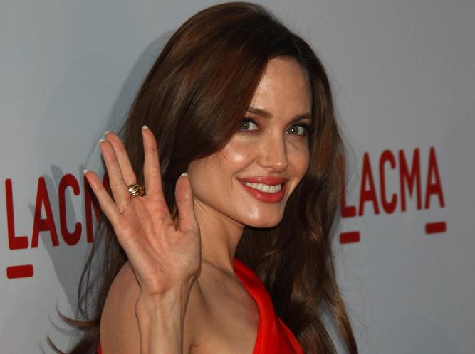 Angelina Jolie wystąpi przed brytyjskimi politykami