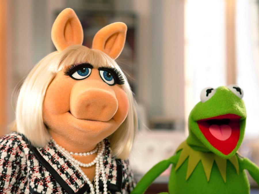 To już koniec związku Piggy i Kermita