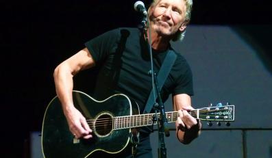 Roger Waters mężem po raz czwarty