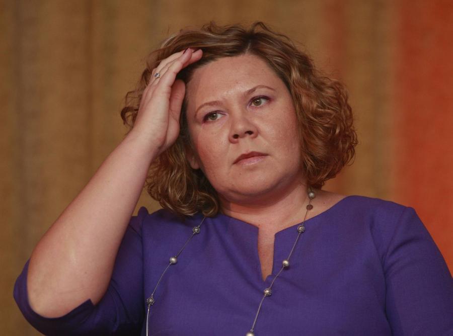 Prezes Urzędu Komunikacji Elektronicznej Magdalena Gaj