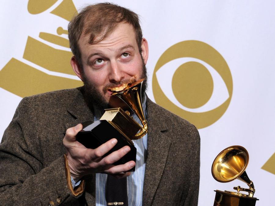 Bon Iver zdobył w tym oku dwie nagrody Grammy