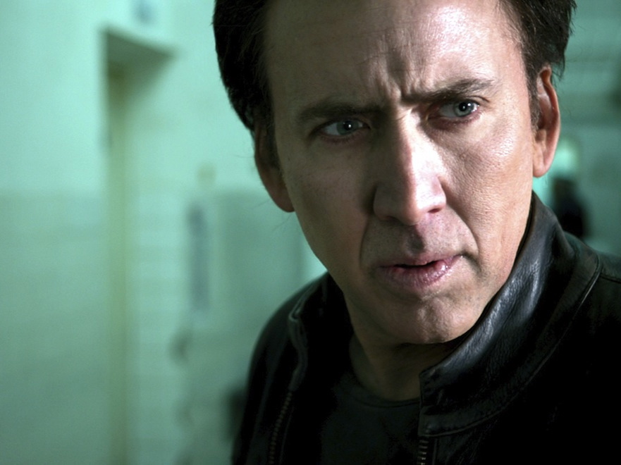 Nicolas Cage jako \