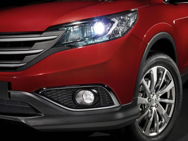 Honda ujawniła fotografie europejskiego prototypu CR-V