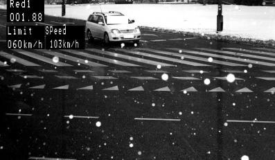 Czerwone światło na skrzyżowaniu ulic Sobieskiego i Witosa w Warszawie jest już pod kontrolą