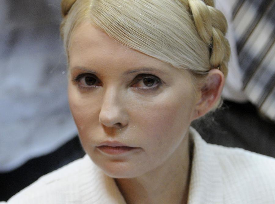 Julia Tymoszenko jednak zostanie ułaskawiona?