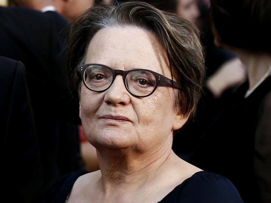 Agnieszka Holland: Byliśmy blisko statuetki, nie czuję goryczy