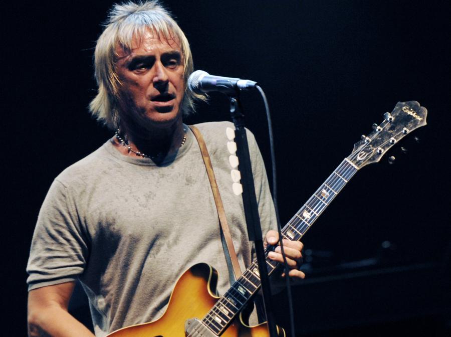 Muzycy Oasis i Blur zagrali u Paula Wellera