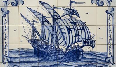 Azulejo - stara portugalska sztuka