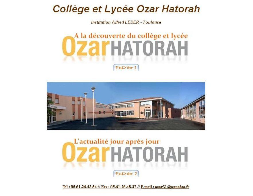 Liceum Ozar Hatorah