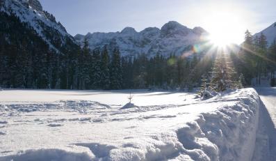 W Tatrach coraz cieplej