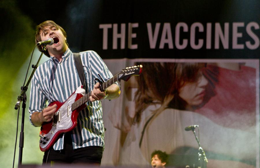 The Vaccines pracują nad nowym albumem razem z producentem Kings of Leon