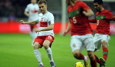 Mecz Polska - Portugalia